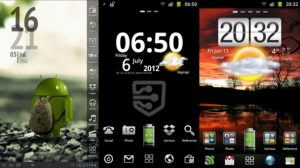 customization android