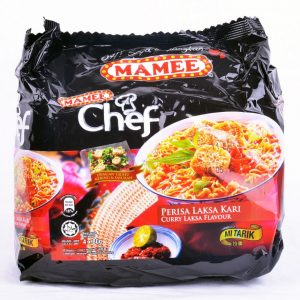 Mamee Chef Curry Laksa Flavour