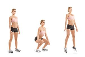 Plyometric Squat