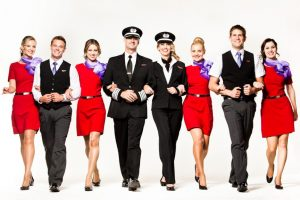 Virgin America, Virgin Atlantic dan Virgin Australia