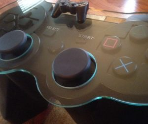 meja controller playstation