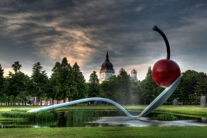 Minneapolis Sculpture Garden, USA