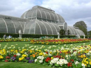 The Kew Garden, London
