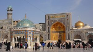 3. Imam Reza Shrine, Iran