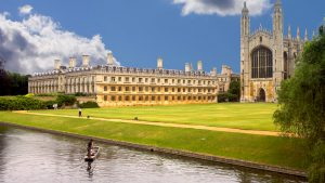University of Cambridge, Inggris