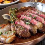 Steak Wagyu di Craftsteak New York