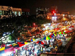 Ngarsopuro Night Market Solo