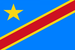 Bendera Republik Demokratik Kongo