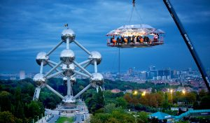 Dinner in the Sky, Around the world